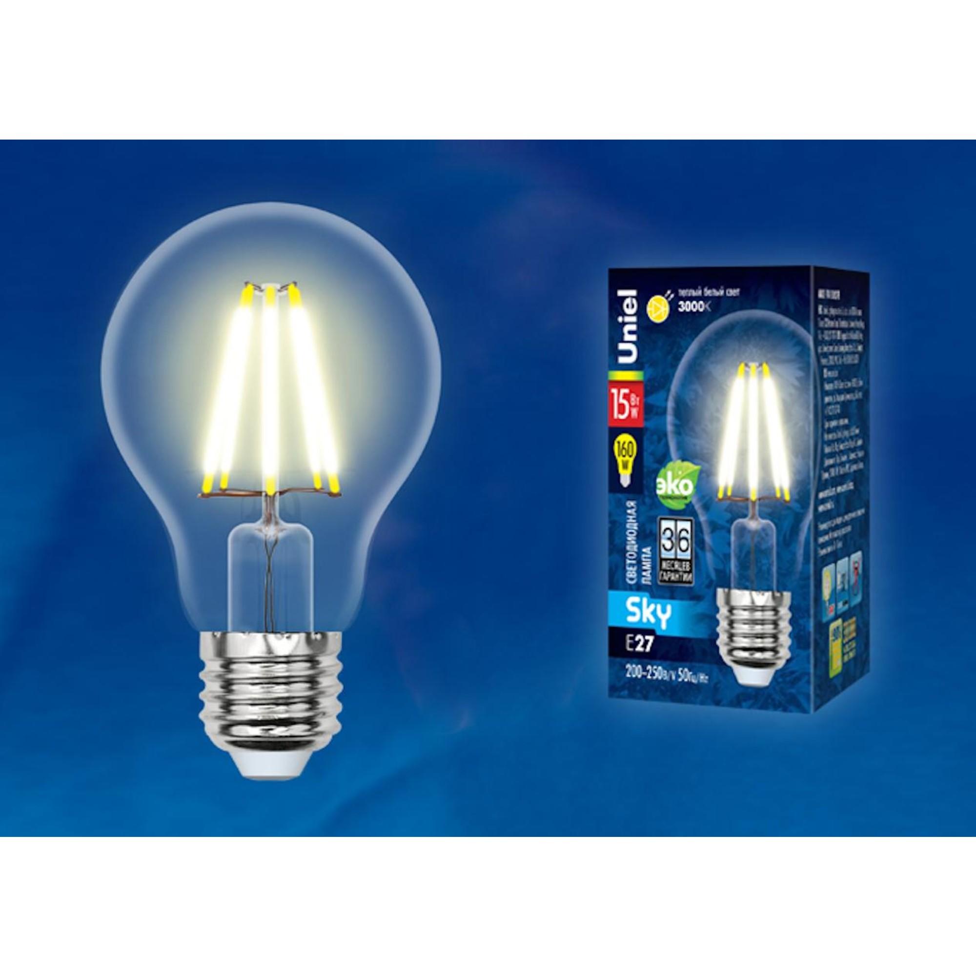 Светодиодная лампочка Uniel UL-00004868 E27 1600 Лм 15 Вт