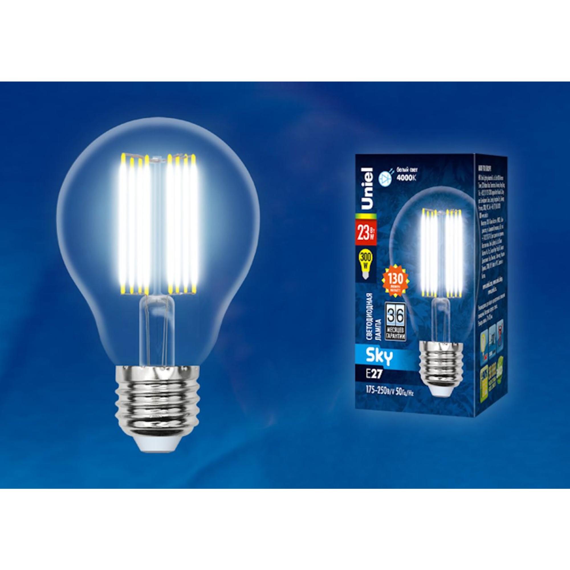 Светодиодная лампочка Uniel UL-00005898 E27 3000 Лм 23 Вт