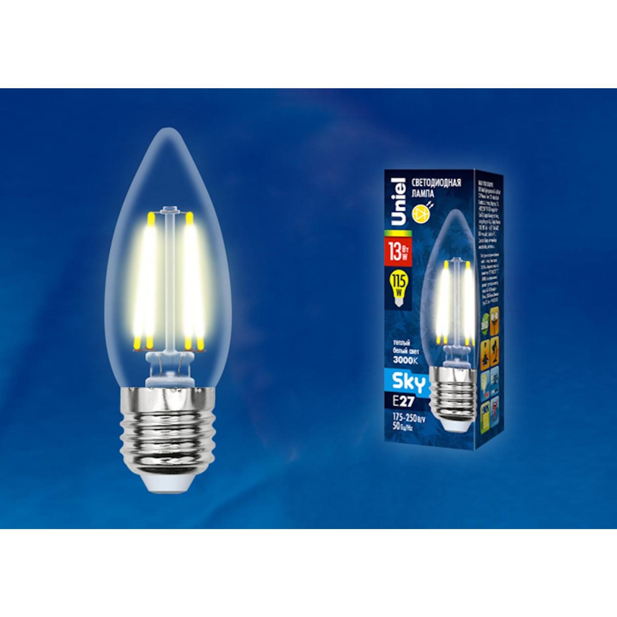 Светодиодная лампочка Uniel UL-00005901 E27 1150 Лм 13 Вт