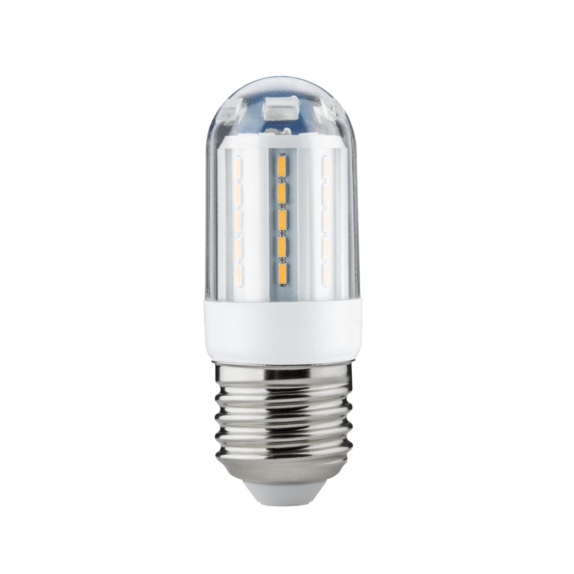 Лампа светодиодная Paulmann Кукуруза 3.5Вт 340лм 2700K E27 230В Прозрачный 28411.