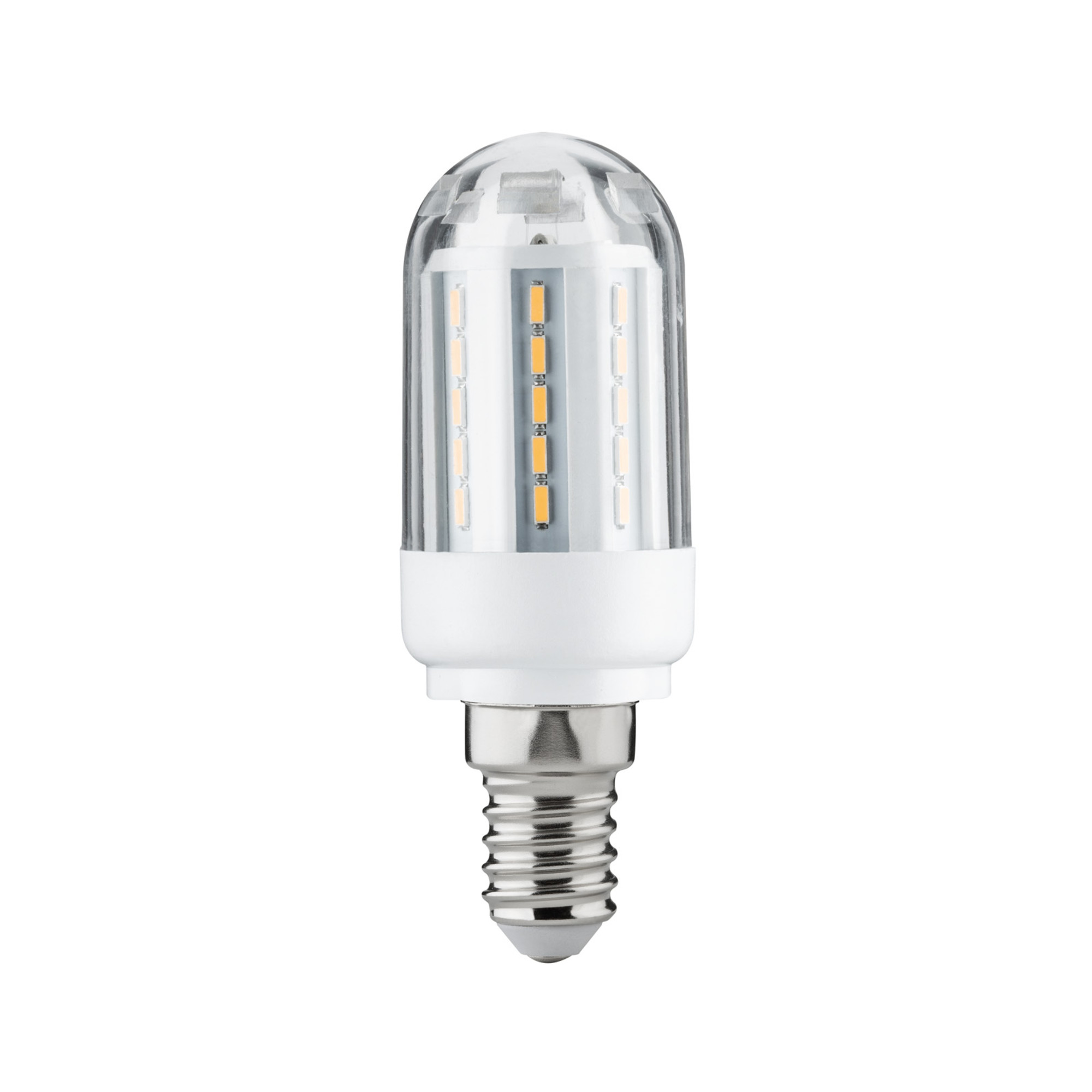 Лампа светодиодная Paulmann Кукуруза 3.5Вт 340лм 2700K E14 230В Прозрачный 28413.
