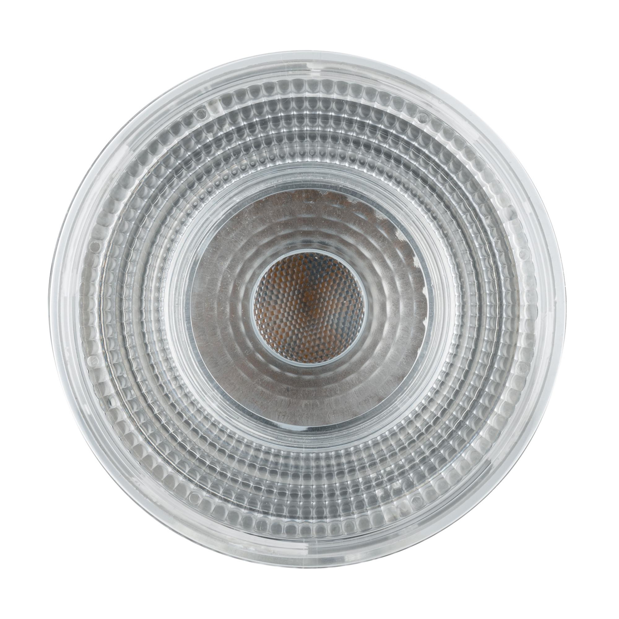 Лампа светодиодная Paulmann Рефлекторная PAR38 10Вт 900лм 2700К Е27 230В Прозрачный 28445.
