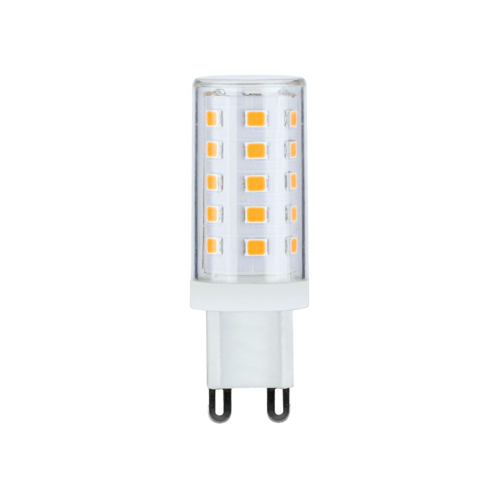 Лампа светодиодная Paulmann Штифтовый цоколь 3Вт 300лм 2700К G9 230В Прозрачный Диммируемая 28446.