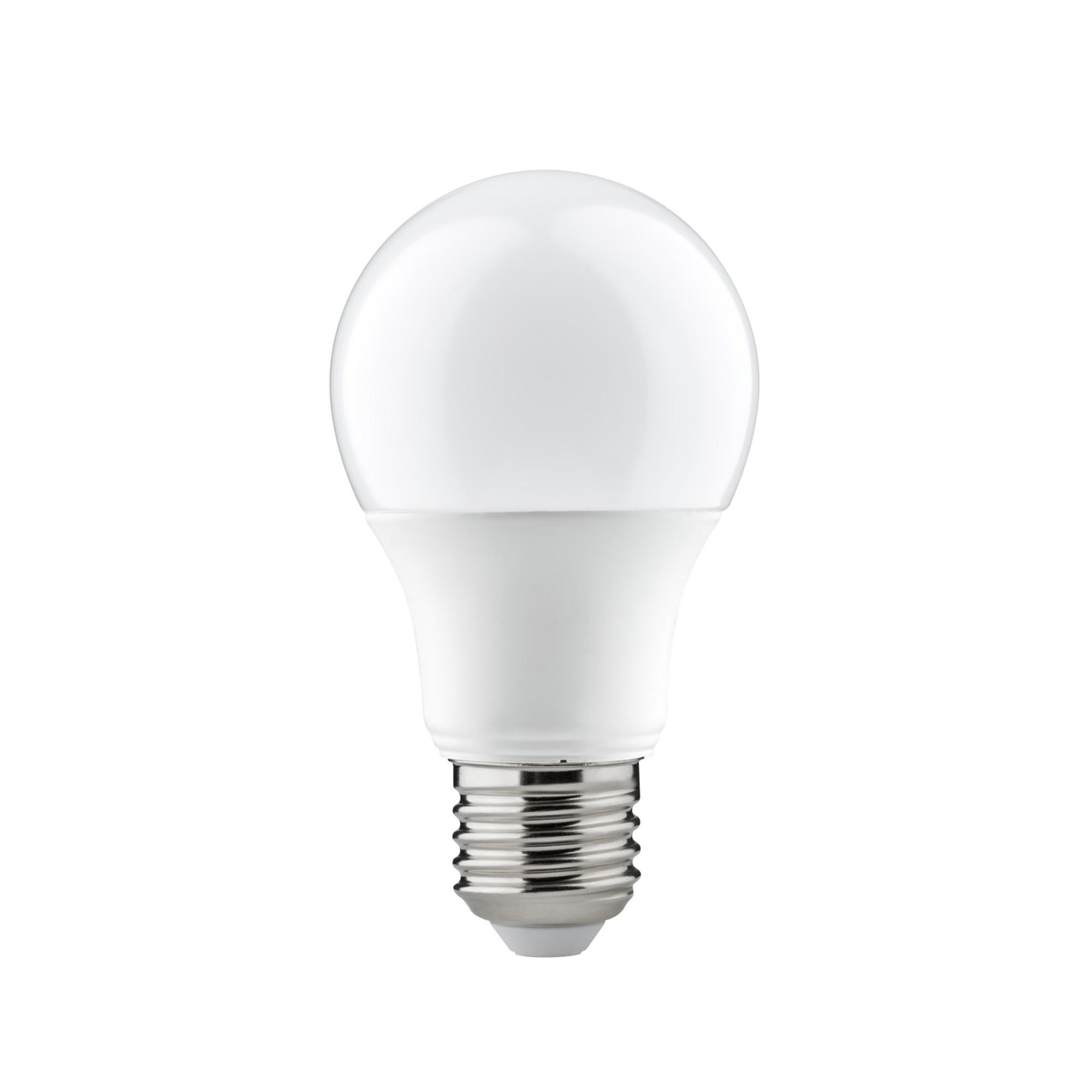 Лампа светодиодная Paulmann Общего назначения 6Вт 470лм 2700К Е27 230В Опал 28489.