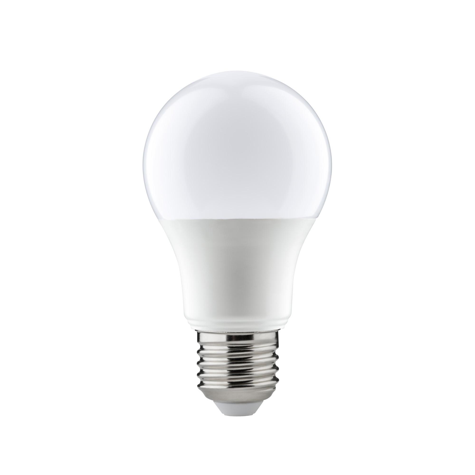 Лампа светодиодная Paulmann Общего назначения 9.5Вт 806лм 2700К Е27 230В Опал 28490.
