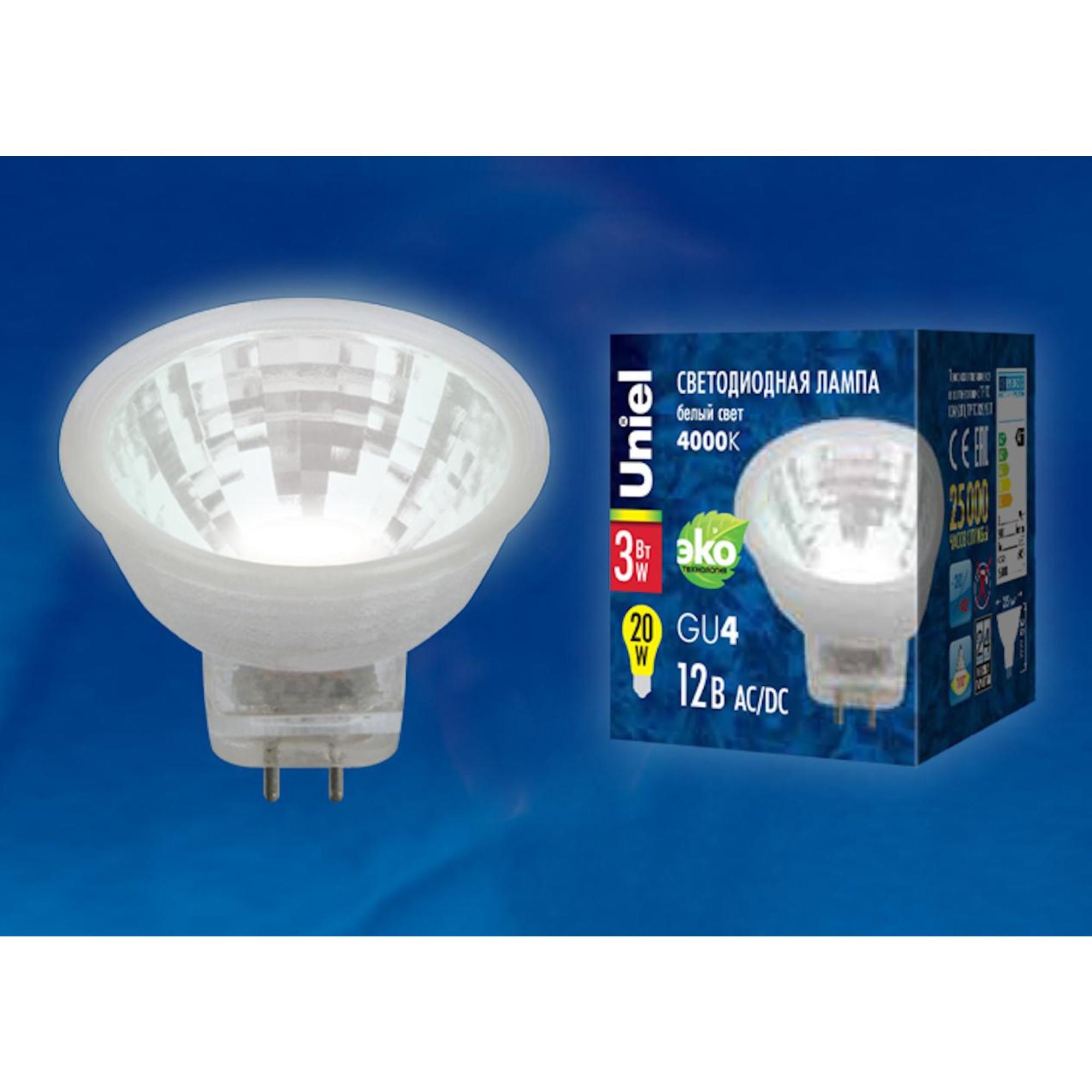 Светодиодная лампочка Uniel UL-00001701