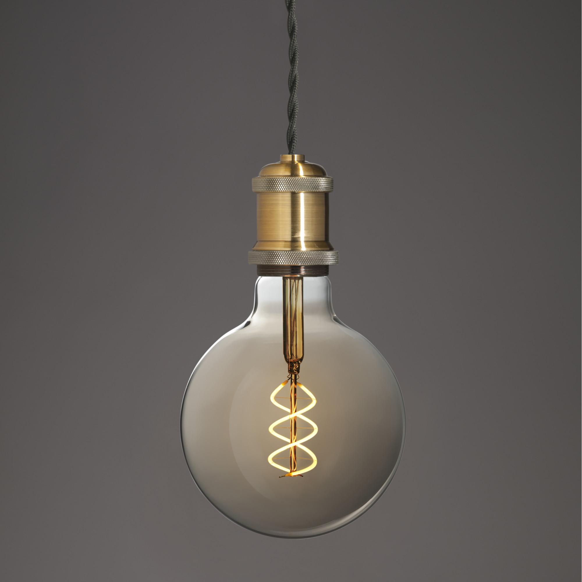 Лампа светодиодная Lexman E27 4.5 Вт регулируемый свет