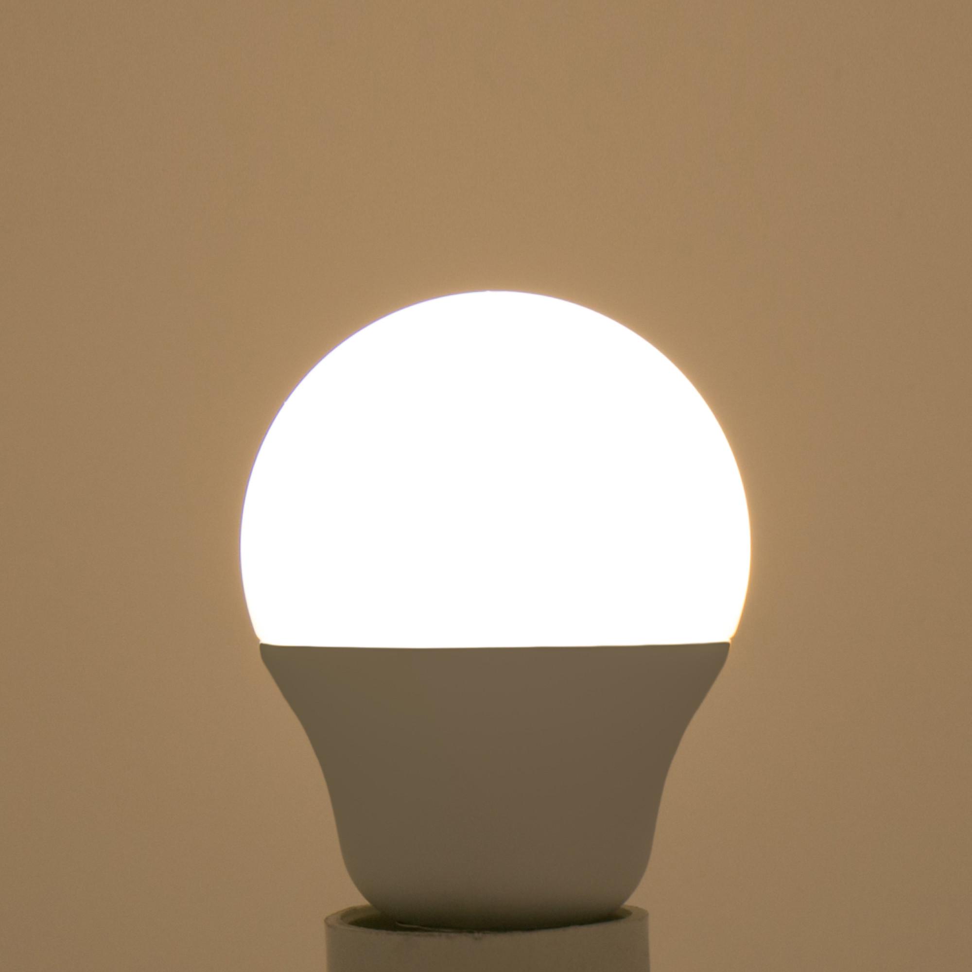 Лампа светодиодная Lexman E14 5 Вт 470 Лм 4000 K свет нейтральный