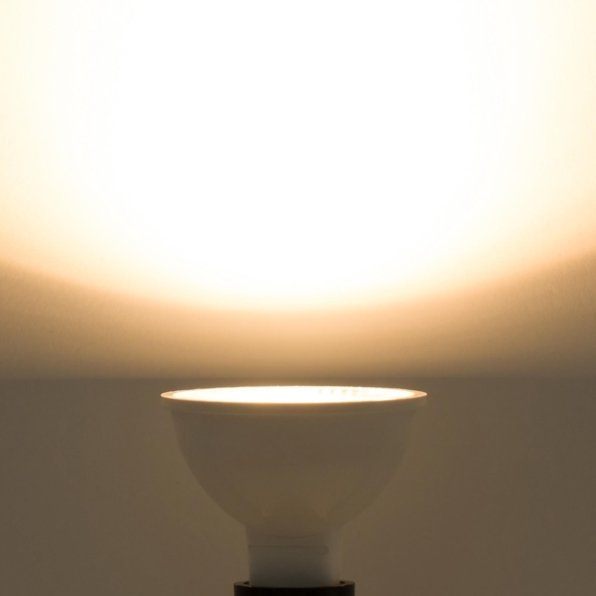 Лампа светодиодная Lexman GU5.3 6 Вт 460 Лм 4000 K свет нейтральный