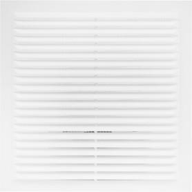 Решетка вентиляционная Вентс МВ 150 - 1с, 192x192 мм, цвет белый