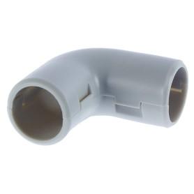 Угол для труб сборный 90 градусов Экопласт D16 мм, 5 шт.