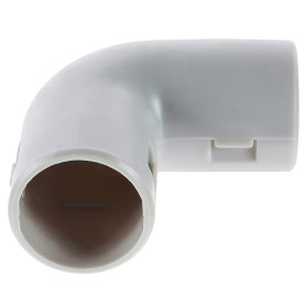 Угол для труб сборный 90 градусов Экопласт D25 мм, 5 шт.
