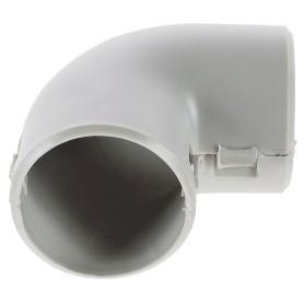 Угол для труб сборный 90 градусов Экопласт D32 мм, 5 шт.