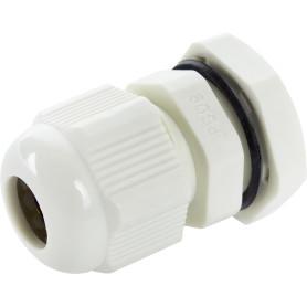Зажим для крепления кабеля D4-8 мм, 5 шт.