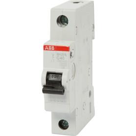 Выключатель автоматический ABB 1 полюс 40 А