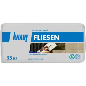 Клей для плитки Knauf Флизен, 25 кг