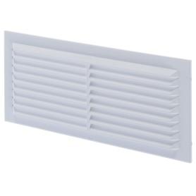 Решетка вентиляционная Вентс МВ 80-1с, 170х80 мм, цвет белый