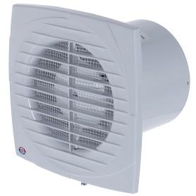 Вентилятор осевой Вентс D100 мм 14 Вт таймер