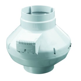 Вентилятор канальный центробежный Вентс 100 ВК D100 мм 80 Вт