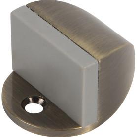 Стопор дверной Palladium 01, ЦАМ, цвет антик бронза