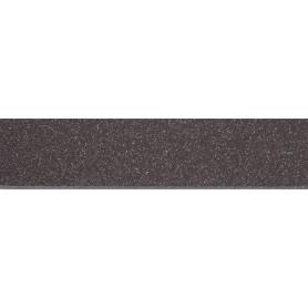 Плинтус неполированный «EG10» 7x30 см цвет чёрный