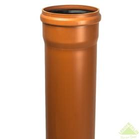 Труба канализационная наружная SN4 160х1000 мм
