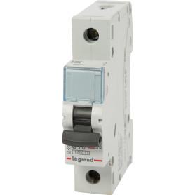 Выключатель автоматический Legrand 1 полюс 10 А