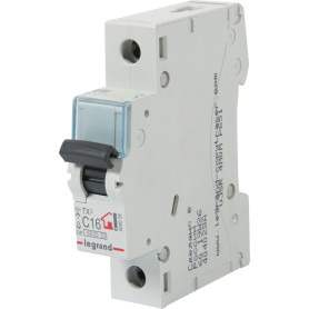 Выключатель автоматический Legrand 1 полюс 16 А