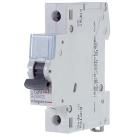 Выключатель автоматический Legrand 1 полюс 20 А