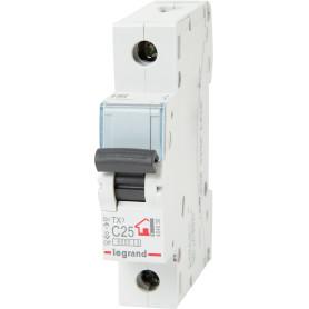 Выключатель автоматический Legrand 1 полюс 25 А