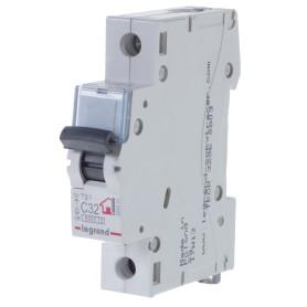 Выключатель автоматический Legrand 1 полюс 32 А