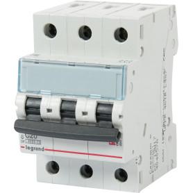Выключатель автоматический Legrand 3 полюса 20 А