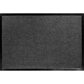 Коврик придверный влаговпитывающий Olympia, 60x90 см, серый