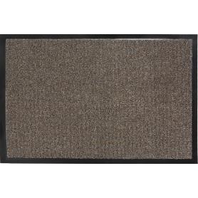 Коврик придверный «Olympia» полипропилен  120x240 см цвет коричневый