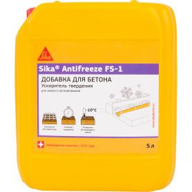 Добавка морозостойкая Sika Antifreeze FS-1 5 л