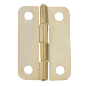 Петля универсальная GAH-Alberts, 24x16.5 мм, 0.5 мм, 4 шт.