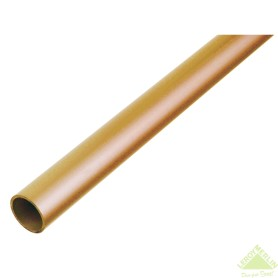 Труба Gah Alberts 10x1x1000 мм, латунь, цвет жёлтый