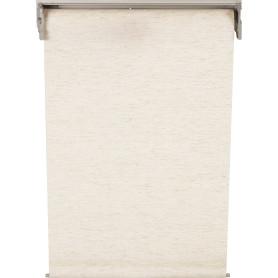 Штора рулонная Велюкс 55x78 см, цвет под лён
