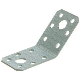 Уголок крепежный для стропильных соединений 50х35х50х2 мм