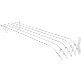Сушилка для белья настенная Gimi Brio 120 Super, 6 м