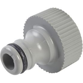 Адаптер на кран быстрого соединения Gardena, 3/4 дюйма.