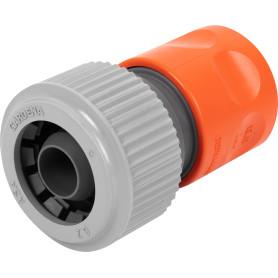 Коннектор для шланга быстросъёмный Gardena Classiс 3/4 -5/8 дюйма.