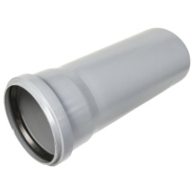 Труба канализационная ГОСТ Ø 110x2.7 мм L 0.25м полипропилен