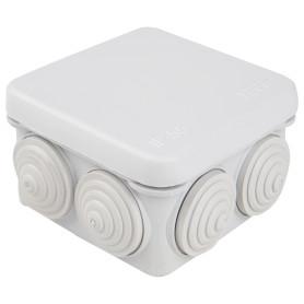 Коробка распределительная HP 70, 70х70х40 мм цвет серый