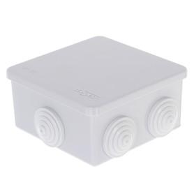 Коробка распределительная HP 80, 85х85х40 мм цвет серый