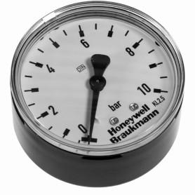 """Манометр для фильтров Honeywell FK + клапан D04/D06, 1/4"""""""