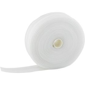 Лента шторная вафельная 45 мм цвет белый