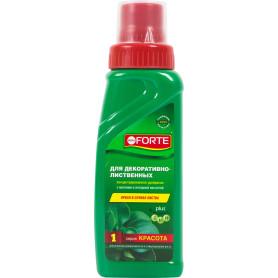 Удобрение «Bona Forte» для декоративно-лиственных растений 0.285 л
