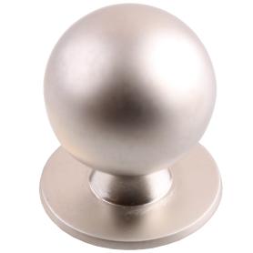 Ручка-кнопка Boyard RC006SN металл цвет матовый никель