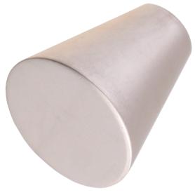 Ручка-кнопка Boyard RC012SN металл цвет матовый никель